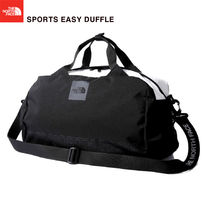 THE NORTH FACE Unisex Street Style A4 2WAY Plain Boston Bags