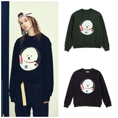Unisex Long Sleeves Cotton Sweatshirts