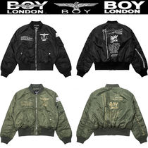 BOY LONDON Street Style MA-1 Bomber Jackets
