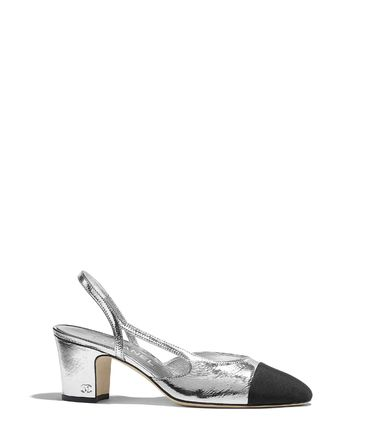 e381ac3f6f4 CHANEL 2019 Cruise Bi-color Heeled Sandals (G31318 Y52817 C0625) by ...