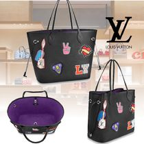 Louis Vuitton EPI Leather Elegant Style Totes