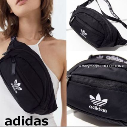 Unisex Street Style Shoulder Bags