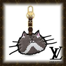 Louis Vuitton EPI Other Animal Patterns Leather Keychains & Bag Charms