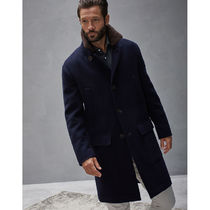 BRUNELLO CUCINELLI Cashmere Plain Long Chester Coats