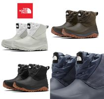 THE NORTH FACE Casual Style Street Style Ankle & Booties Boots