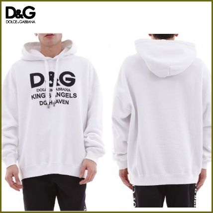 Pullovers Sweat Street Style Long Sleeves Hoodies