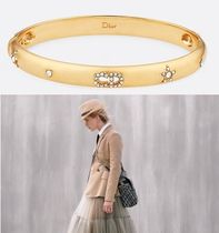 Christian Dior Costume Jewelry Chain With Jewels Elegant Style Bracelets