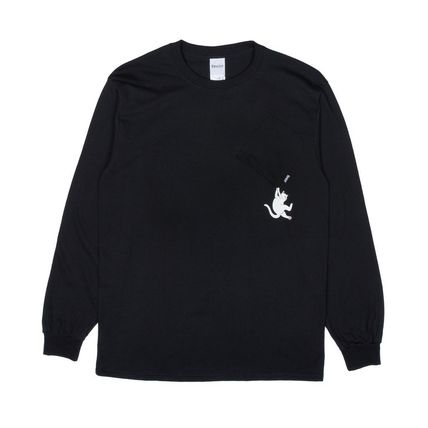 Hang In There L/S TEE