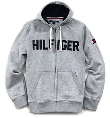 Tommy Hilfiger Hoodies Unisex Street Style Long Sleeves Cotton Hoodies 2