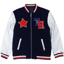 Tommy Hilfiger Casual Style Street Style Varsity Jackets
