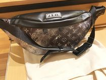 Louis Vuitton MONOGRAM Unisex Blended Fabrics Street Style Bags