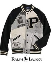 POLO RALPH LAUREN Plain Varsity Jackets