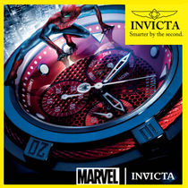 INVICTA Street Style Collaboration Quartz Watches Oversized