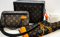 Louis Vuitton Monogram Clutches