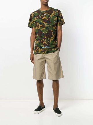Off-White More T-Shirts Camouflage T-Shirts 8