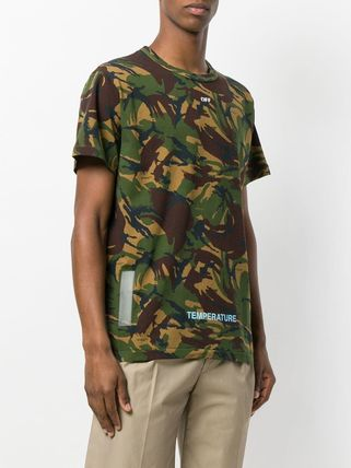 Off-White More T-Shirts Camouflage T-Shirts 9