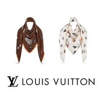 Louis Vuitton MONOGRAM Wool Accessories