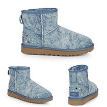 UGG Australia BAILEY BUTTON Casual Style Boots Boots