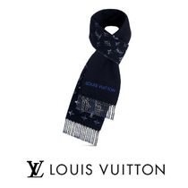 Louis Vuitton MONOGRAM Cashmere Scarves