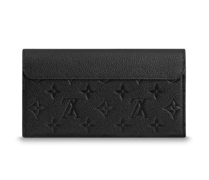 Louis Vuitton Long Wallets Monogram Leather Long Wallets 5