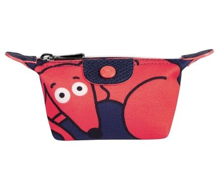 Canvas Collaboration Other Animal Patterns Coin Purses