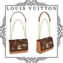 Louis Vuitton MONOGRAM Monogram Collaboration Shoulder Bags