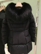 PRADA Plain Medium Down Jackets