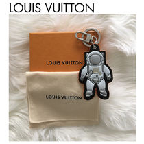Louis Vuitton Unisex Blended Fabrics Collaboration Special Edition