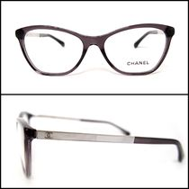 CHANEL Blended Fabrics Optical Eyewear