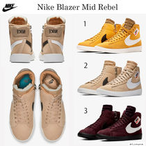 Nike Street Style Low-Top Sneakers