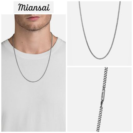 Silver Necklaces & Chokers