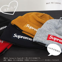 Supreme Street Style Collaboration Knit Hats