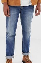 Nudie Jeans Tapered Pants Cotton Jeans & Denim