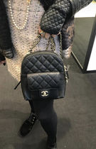CHANEL ICON Backpacks