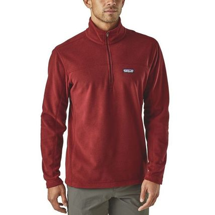 Patagonia Sweatshirts Long Sleeves Plain Sweatshirts 3