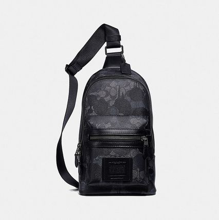 Coach SIGNATURE 2019 SS Backpacks (37867)