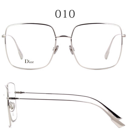 Christian Dior Square Eyeglasses