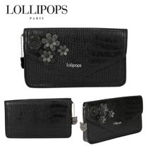 Lollipops Flower Patterns Casual Style Other Animal Patterns Leather