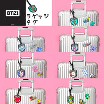 BT21 Collaboration Travel