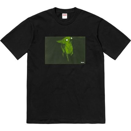 Supreme More T-Shirts Street Style Short Sleeves T-Shirts
