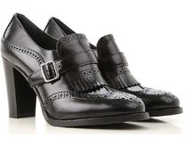 Church's Leather High Heel Pumps & Mules