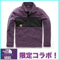 THE NORTH FACE Pullovers Street Style Collaboration Long Sleeves Tops
