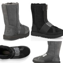 UGG Australia Round Toe Casual Style Suede Boots Boots