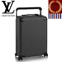 Louis Vuitton MONOGRAM Unisex 3-5 Days Hard Type TSA Lock Luggage & Travel Bags
