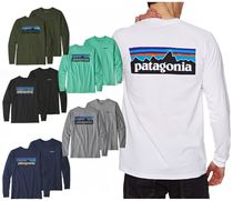 Patagonia Long Sleeves Cotton Long Sleeve T-Shirts