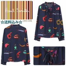 Paul Smith Tropical Patterns Long Sleeves Other Animal Patterns