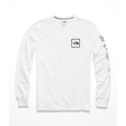 THE NORTH FACE Long Sleeve Pullovers Long Sleeves Cotton Long Sleeve T-Shirts 5