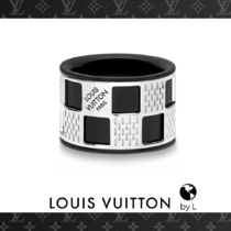 Louis Vuitton Other Check Patterns Rings