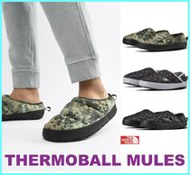THE NORTH FACE Camouflage Street Style Loafers & Slip-ons