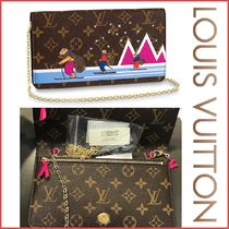 Louis Vuitton MONOGRAM Weekend Pochette